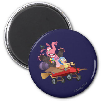 Emotional Roller Coaster Magnet