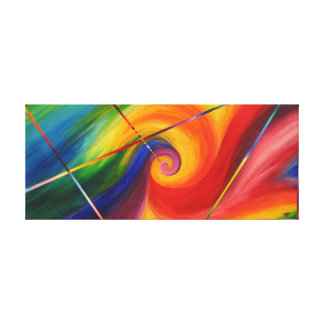 Emotions - Abstract Painting on Canvas