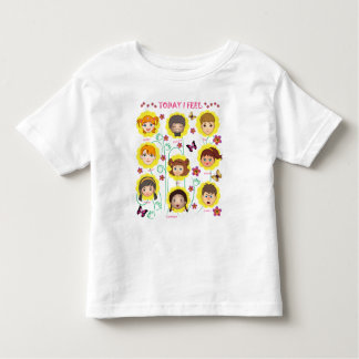 Emotions and Feelings Toddler T-shirt