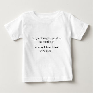 emotions baby T-Shirt