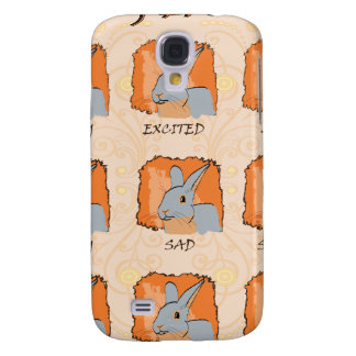 EMOTIONS - BLUE GALAXY S4 COVERS