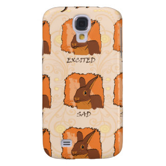 EMOTIONS - CHOCOLATE GALAXY S4 COVERS