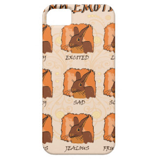 EMOTIONS - CHOCOLATE iPhone 5 CASES
