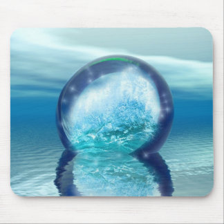 Emotions Gate Mouse Pad