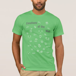 Emotions of the Web T-Shirt