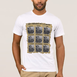 Emotions of US Grant T-Shirt
