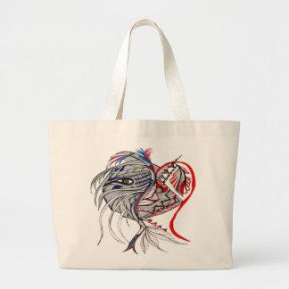 Emotions Spirit Jumbo Tote Bag