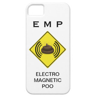 EMP (Electro Magnetic Poo) iPhone 5/5S Case