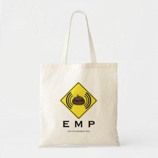 EMP (Electro Magnetic Poo) Tote Bag