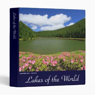 Empadadas Lakes - Azores Binder