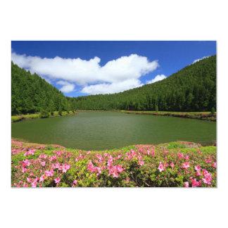 Empadadas Lakes - Azores 5x7 Paper Invitation Card