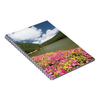 Empadadas Lakes, Azores Notebook