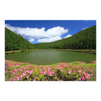 Empadadas Lakes - Azores Photo Print