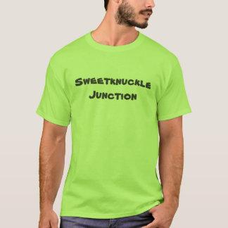 Empalme de Sweetknuckle Playera