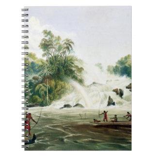 Empalme del Kundanama con el Paramu, de 'V Cuadernos