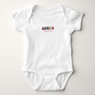 Empanada Babygrow del Sweetie Playera
