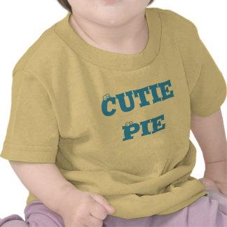 Empanada-Bebé-T-Camisa de Cutie