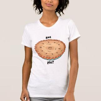 Empanada conseguida divertida camiseta