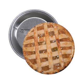 Empanada de Apple cocida Pin Redondo 5 Cm