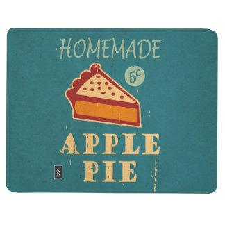 Empanada de Apple Cuaderno