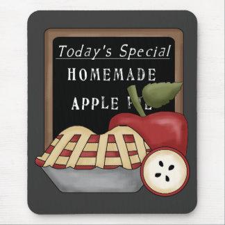Empanada de Apple hecha en casa Mouse Pads