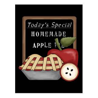 Empanada de Apple hecha en casa Tarjeta Postal