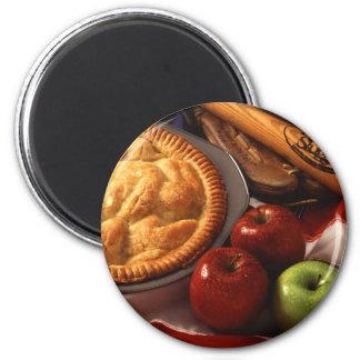 Empanada de Apple Imán Redondo 5 Cm
