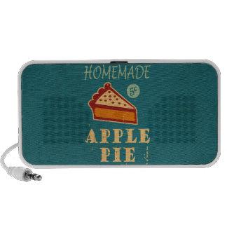 Empanada de Apple Laptop Altavoz