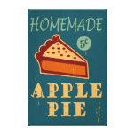 Empanada de Apple Lienzo Envuelto Para Galerías