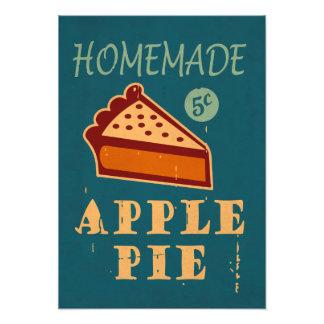 Empanada de Apple Impresiones Fotograficas