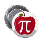 Empanada de Apple Pin Redondo 5 Cm