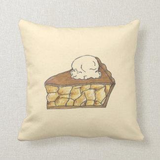 Empanada de Apple una almohada de las empanadas de