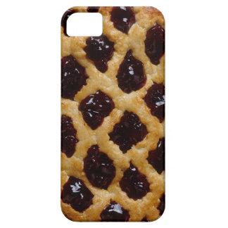 Empanada de arándano iPhone 5 fundas