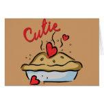 Empanada de Cutie Felicitaciones