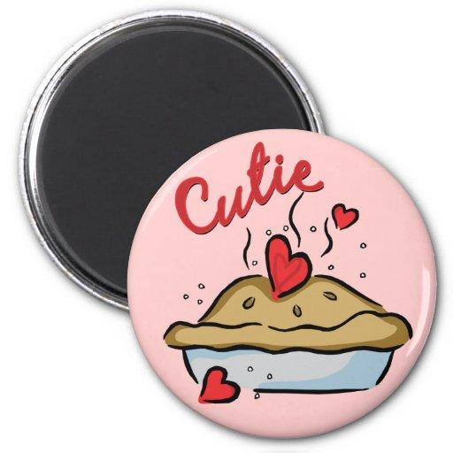 Empanada de Cutie Iman De Frigorífico