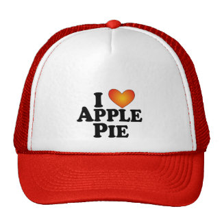 Empanada de I (corazón) Apple - Multi-Productos de Gorras