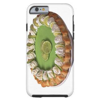 Empanada de la lima agria funda para iPhone 6 tough