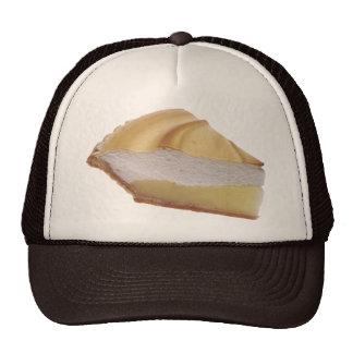Empanada de merengue de limón gorros bordados