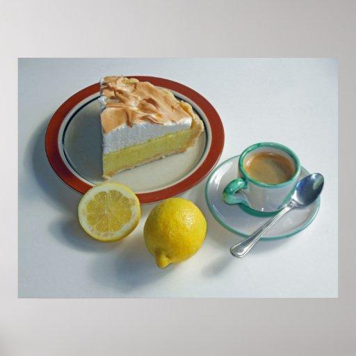 Empanada de merengue de limón impresiones