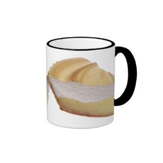 Empanada de merengue de limón taza de dos colores