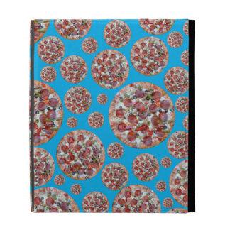Empanada de pizza del azul de cielo