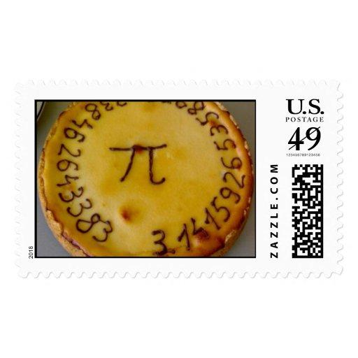 Empanada del pi timbres postales