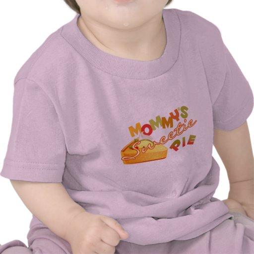 Empanada del Sweetie de la mamá Camiseta