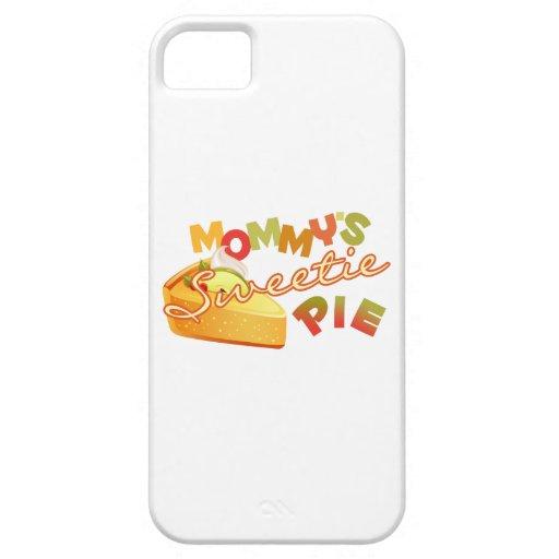 Empanada del Sweetie de la mamá iPhone 5 Case-Mate Funda