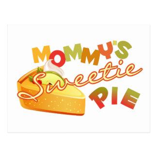 Empanada del Sweetie de la mamá Postal