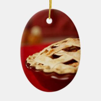 empanada Enrejado-rematada de la fruta Adorno De Navidad