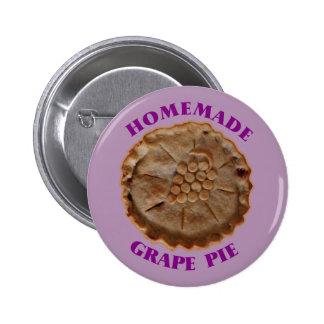 Empanada hecha en casa de la uva pin redondo 5 cm