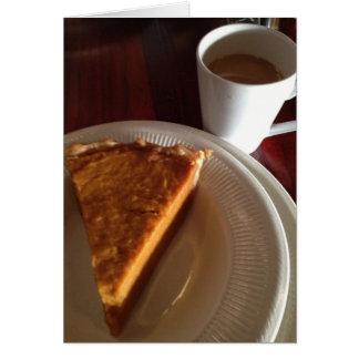 ¡… Empanada Mmmm! Tarjeta De Felicitación