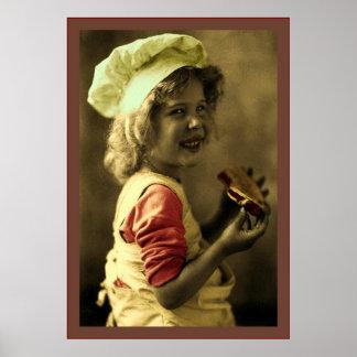 Empanada Póster