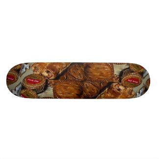 Empanadas de cerdo y rollos de salchicha patin